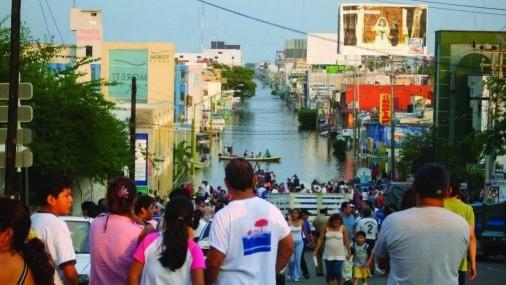 Lluvias en pandemia, comienza reto en México y Centroamérica