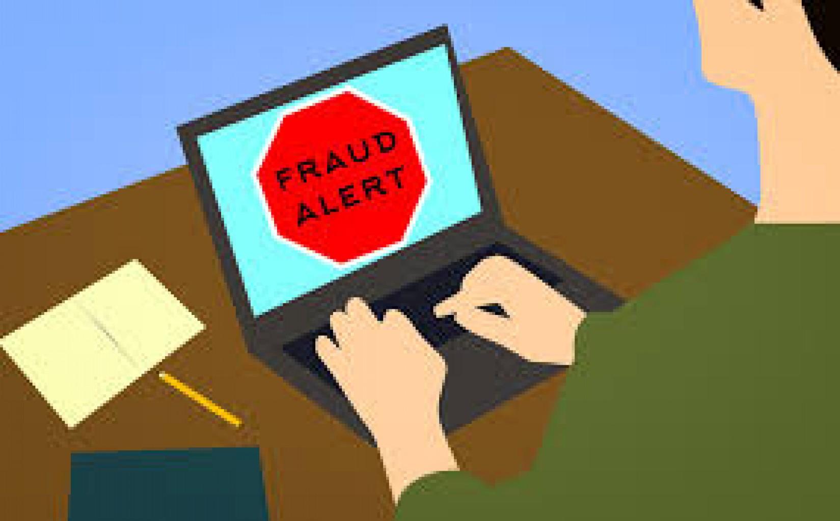 Protegerse del fraude