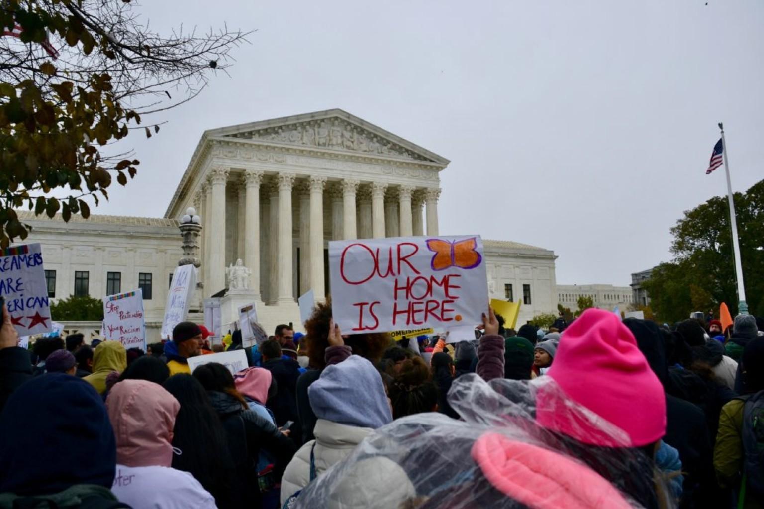 Trump -DACA, permitirá que los titulares se extiendan por un año