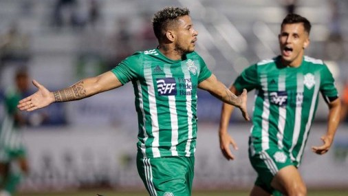 OKC REMAINS TOP OF GROUP D AFTER 1-1 DRAW WITH RGV