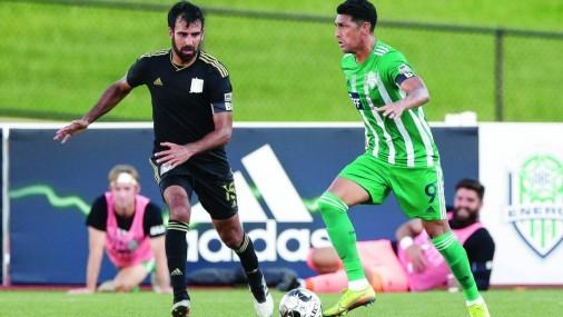 Energy FC regresa a casa con su primera victoria de la temporada