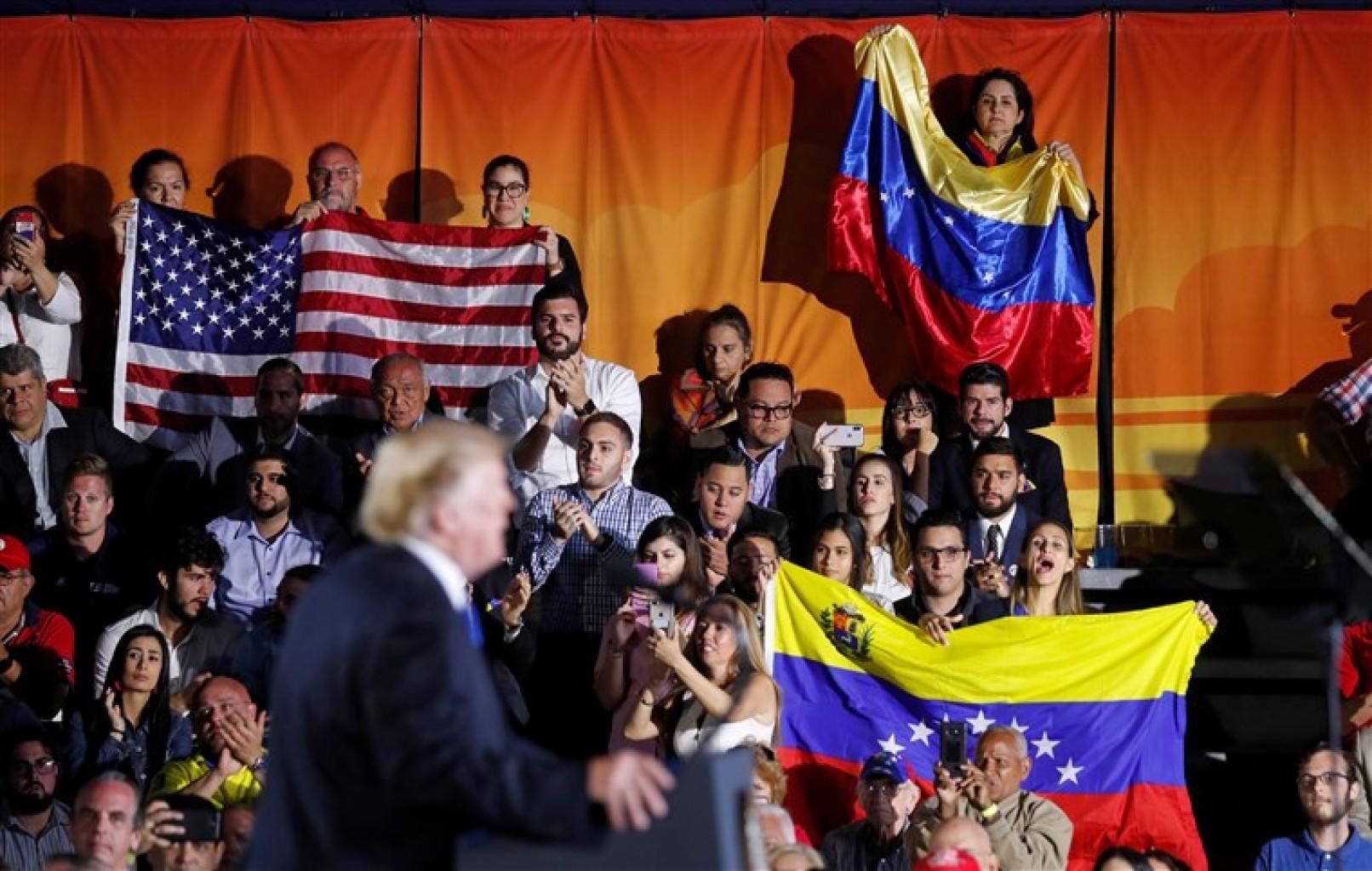 Venezuela en las garras de Maduro