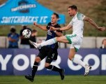 GREENS Y SWITCHBACKS JUEGAN A UN PUNTO MUERTO SIN ANOTACIONES