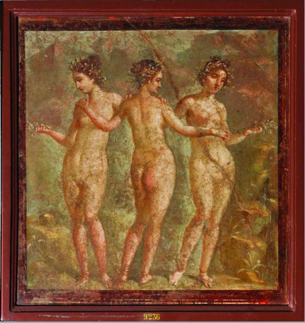 """The Painters of Pompeii"" Travels from Italy to OKC Summer 2021"