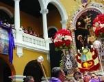 MISA EN HONOR AL SEÑOR DE LOS MILAGROS EN OKLAHOMA