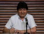 Morales dice que regresará a Bolivia tras victoria electoral de aliado