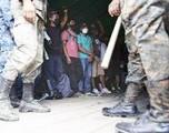 Caravana de migrantes disuelta muestra rigor en Guatemala