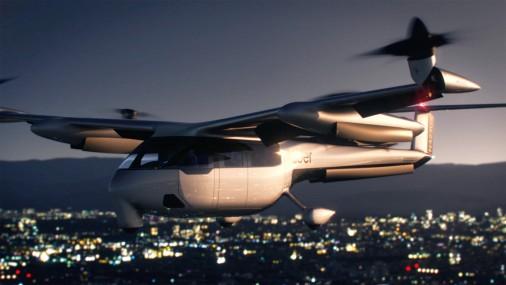 Hyundai quiere entrar de lleno en el negocio de los autos voladores