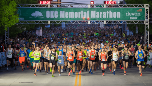 2021 Oklahoma City Memorial Marathon Pospuesto a Octubre