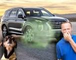 Hyundai descubre de dónde provenía el mal olor de algunos Palisades