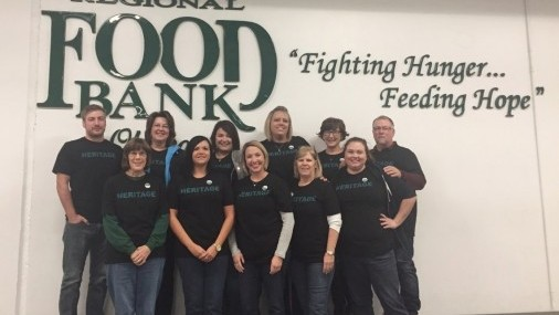 'This the Season to Fight Hunger in Oklahoma