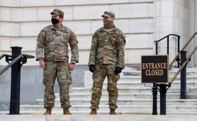 El FBI avisa de protestas en todo el país