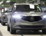 Acura celebra el inicio oficial de la producción de la nueva MDX del 2022