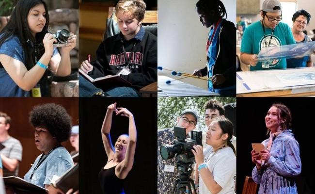 El Instituto de Artes de Oklahoma busca Estudiantes Talentosos