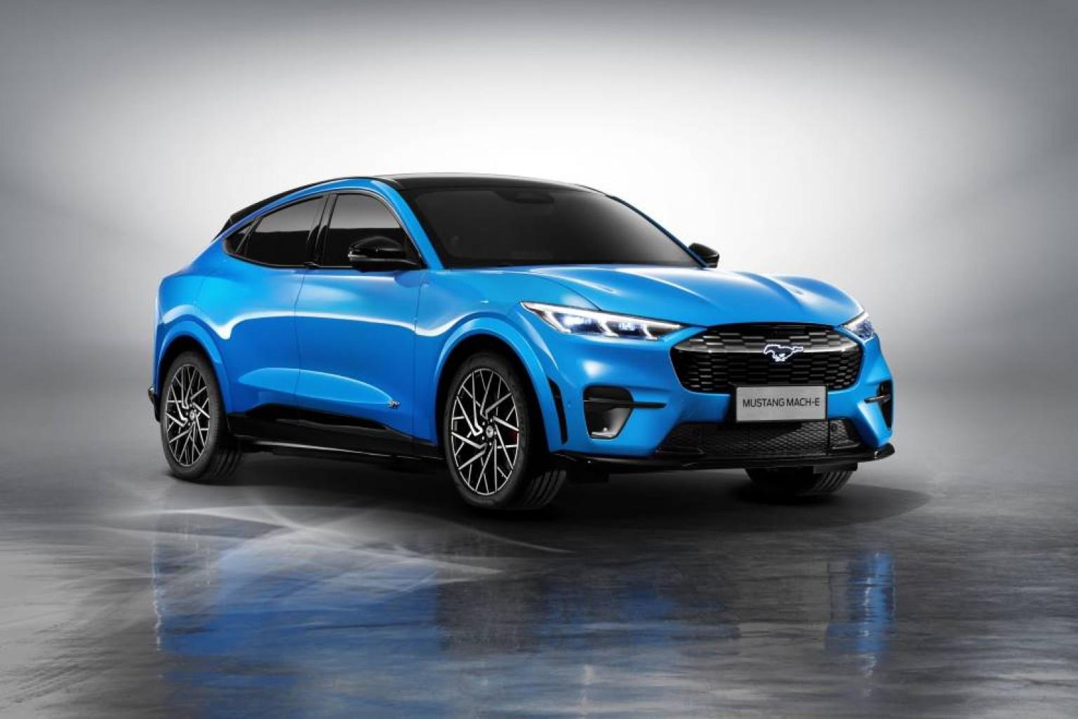 El éxito del Mustang Mach-E tuvo repercusión hasta en China, donde Ford tomó una decision