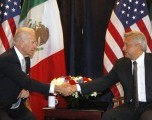 Biden intenta recomenzar relacion con presidente mexicano