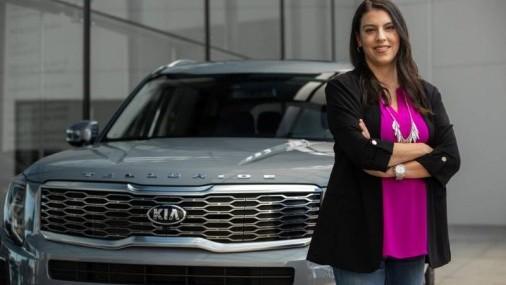La ingeniera Mexicana Angeles Elena Van Ryzin, orgullo hispano de la industria automotriz