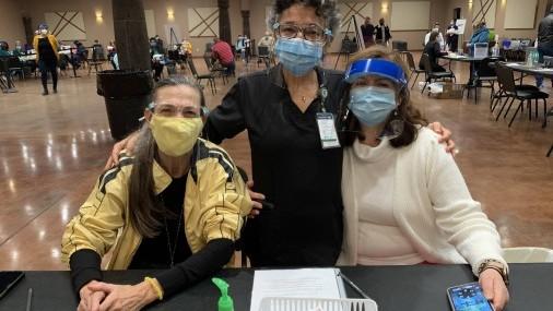 Capsula Comunitaria para las vacunas contra Covid-19