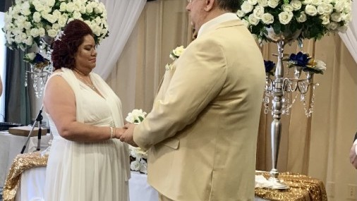 Newly Wedded Couple! March 27 2021