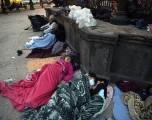 Familias migrantes sopesan sus próximos pasos