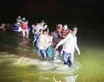 EEUU comienza a reunir a familias separadas en la frontera mexicana