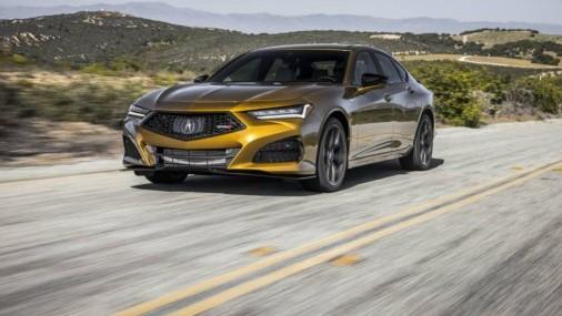 El esperado Acura TLX Type S del 2021 llegará a los concesionarios a mediados de junio