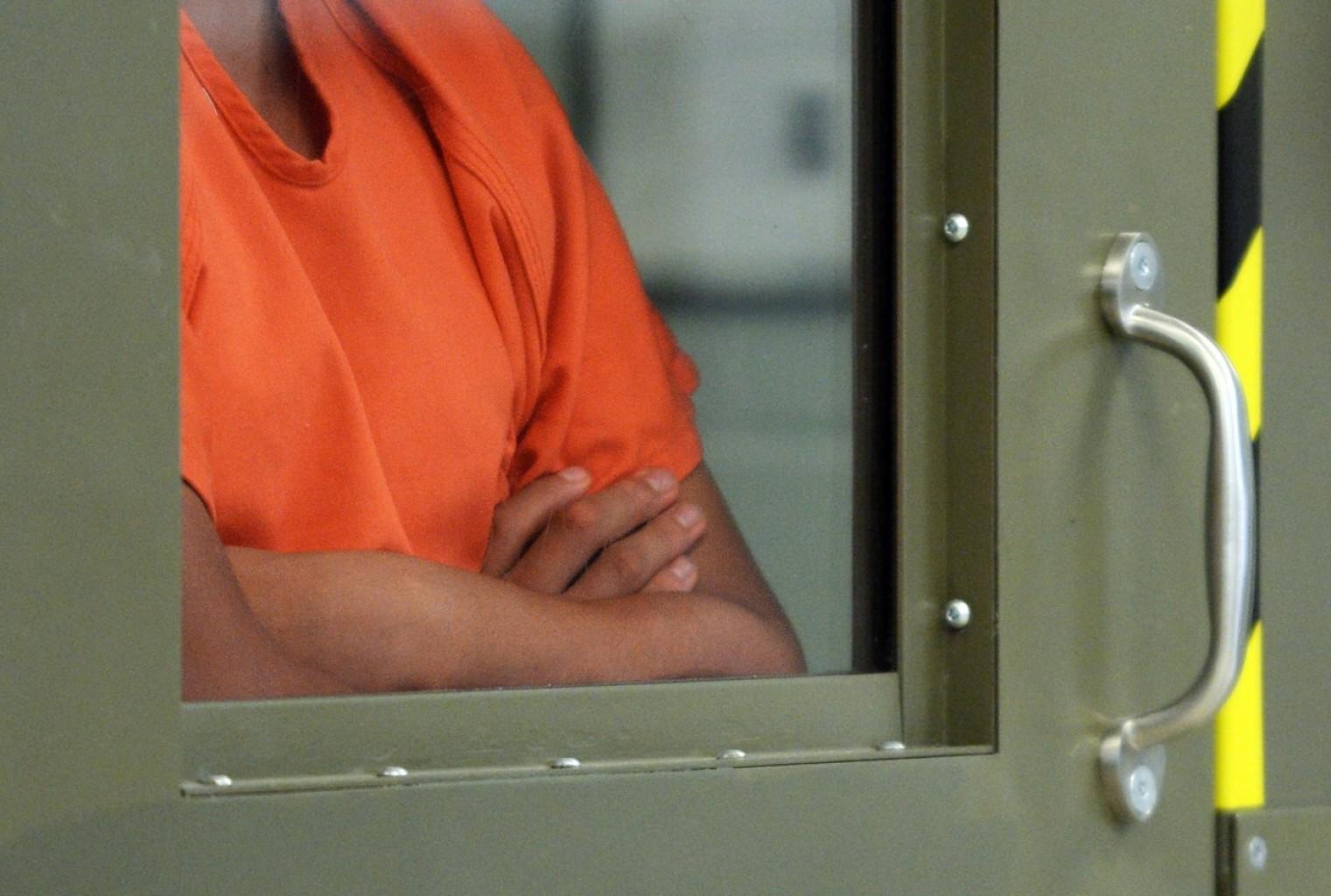 No a la Detención y Encadenamiento de Mujeres Embarazadas detenidas por DHS