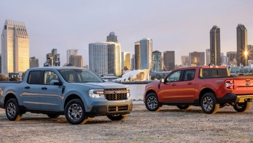 La nueva camioneta Maverick será la opción más barata de la línea de Ford