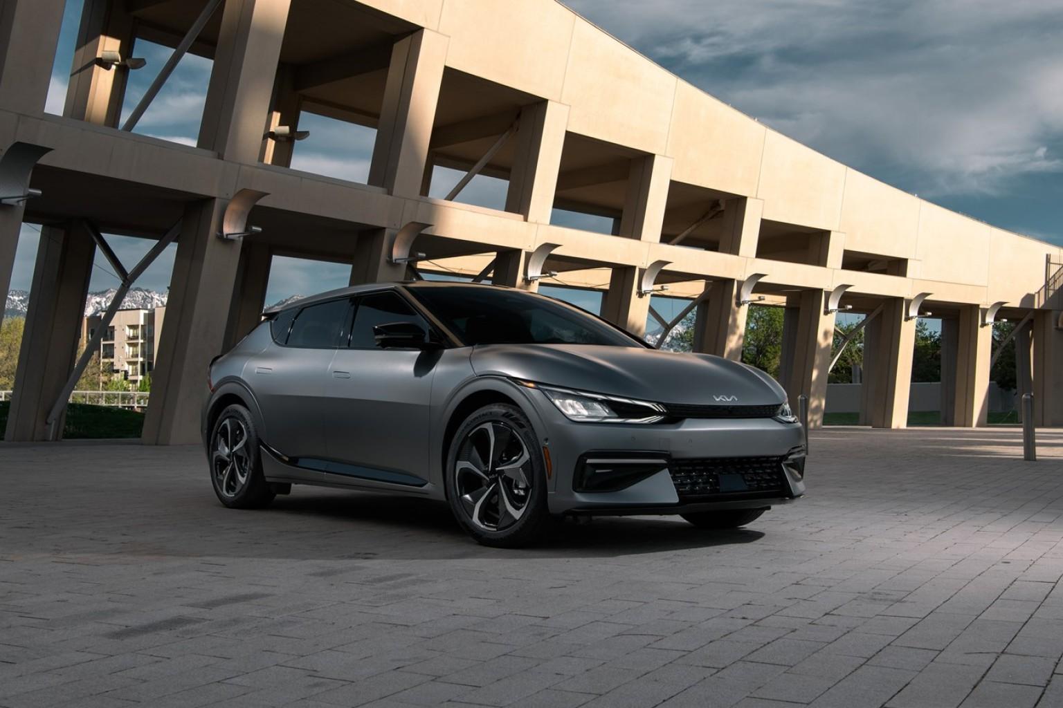 El nuevo Kia EV6 marca el comienzo de una nueva era en la conducción eléctrica