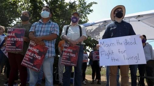 OLA DE CALOR DEL NOROESTE:  La tragedia golpea de nuevo a una familia inmigrante