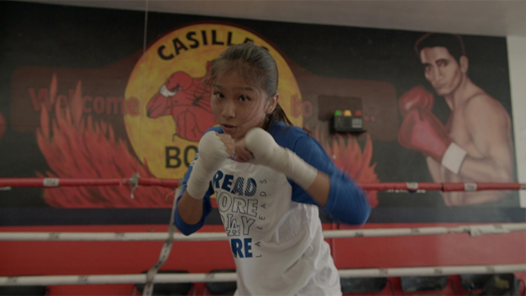 """""""Team Meryland"""" sigue el viaje milagroso de una joven mientras lucha por convertirse en la campeona de los Juegos Olímpicos Junior"""