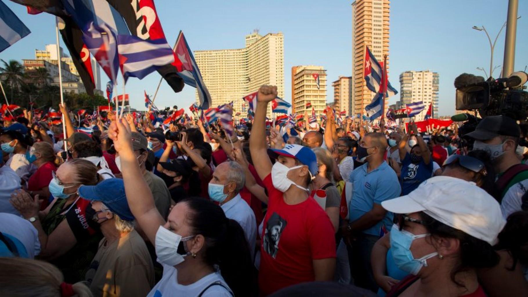 Biden Aumenta Sanciones Selectivas Contra Funcionarios del Régimen Cubano