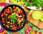 Receta de la Semana: Salsa de Chipotle con Frijoles Negros