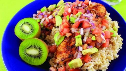 Receta de la Semana: Pollo a la cayena con salsa