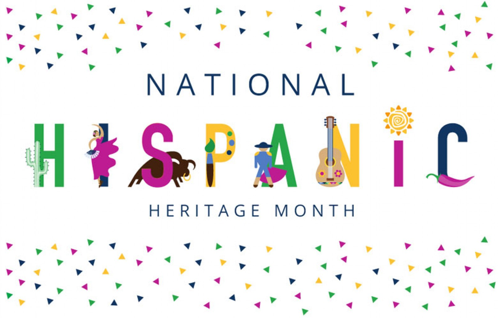 25 Actividades para  Celebrar el mes Hispano!