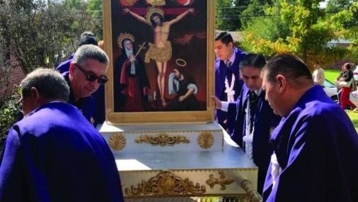 OCTUBRE 31 MISA AL SEÑOR DE LOS MILAGROS EN OKLAHOMA